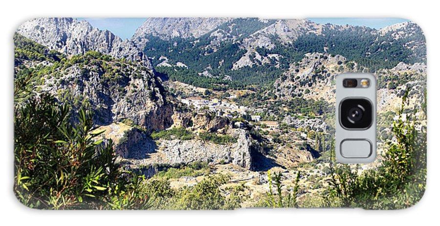 Mountain Galaxy S8 Case featuring the photograph Grazalema by Goyo Ambrosio