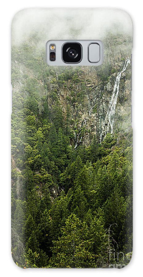 Waterfall Galaxy S8 Case featuring the photograph Grouse Falls 3 by Tim Tolok