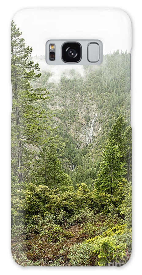 Waterfall Galaxy S8 Case featuring the photograph Grouse Falls by Tim Tolok