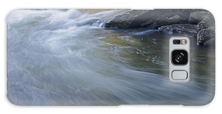 Water Galaxy S8 Case featuring the photograph Gull River In Fall by Ralph Brunner