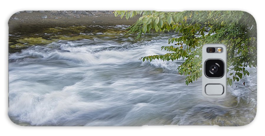 Water Galaxy S8 Case featuring the photograph Gull River Rapids by Ralph Brunner
