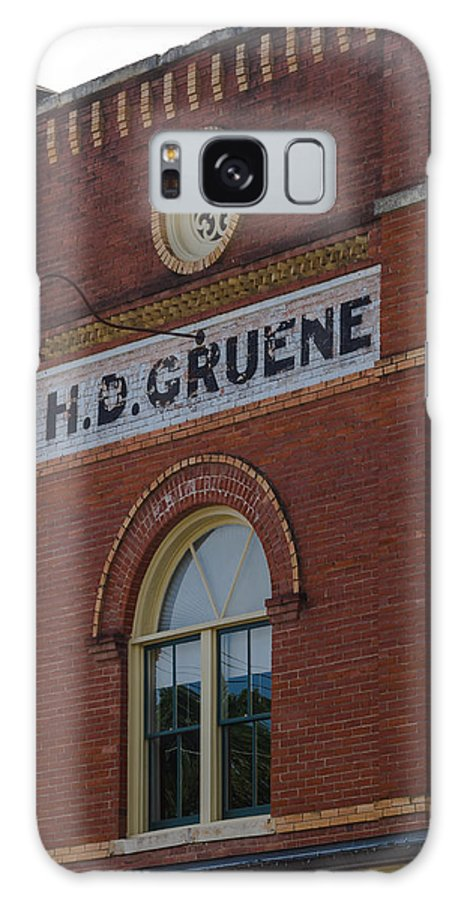 1903 Galaxy S8 Case featuring the photograph H D Gruene by Ed Gleichman
