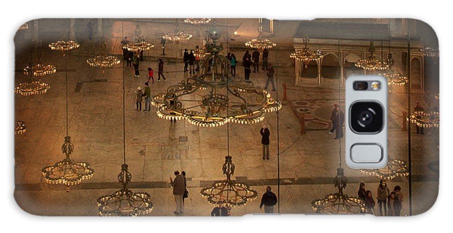 Hagia Sophia Galaxy S8 Case featuring the photograph Hagia Sophia 1 by Naoki Takyo