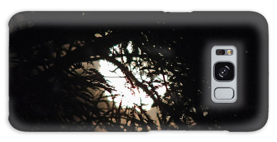 ©2013 Chelsylotze International Studio Galaxy S8 Case featuring the photograph Halloween Moon by ChelsyLotze International Studio