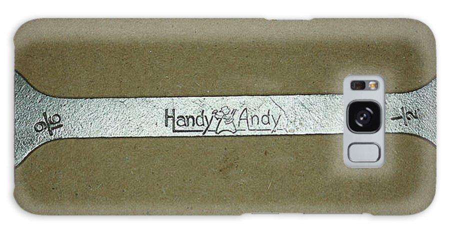 Handy Andy Wrench Galaxy S8 Case featuring the photograph Handy Andy Wrench by Ernie Echols