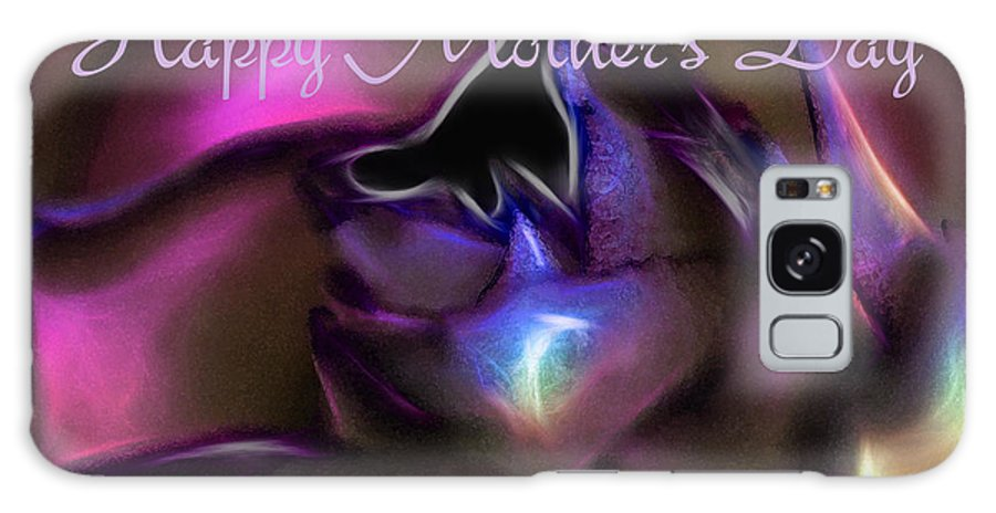 Mothers Day Galaxy S8 Case featuring the photograph Happy Mothers Day 01 by Ericamaxine Price