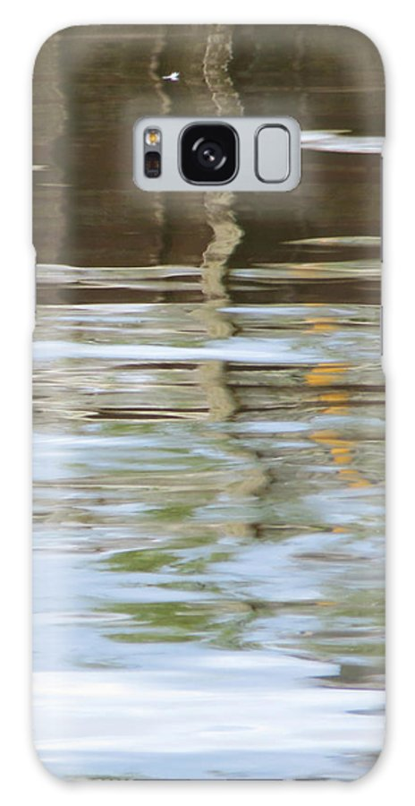 Harbor Galaxy S8 Case featuring the photograph Harbor Impressions by Shawna Rowe