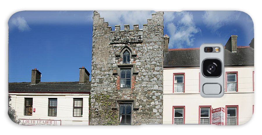 Europe Galaxy S8 Case featuring the photograph Hatch's Castle Ardee Ireland by Ros Drinkwater