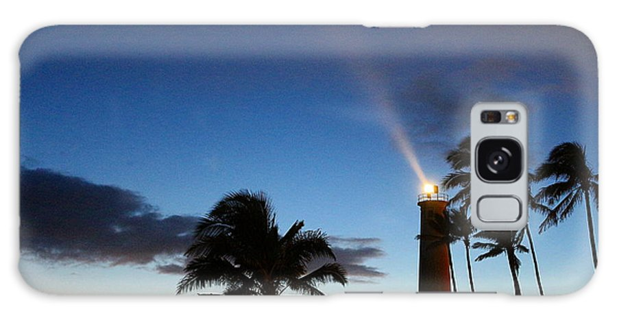 Hawaii Galaxy S8 Case featuring the photograph Hawaiian Lighthouse by Greg Simmons