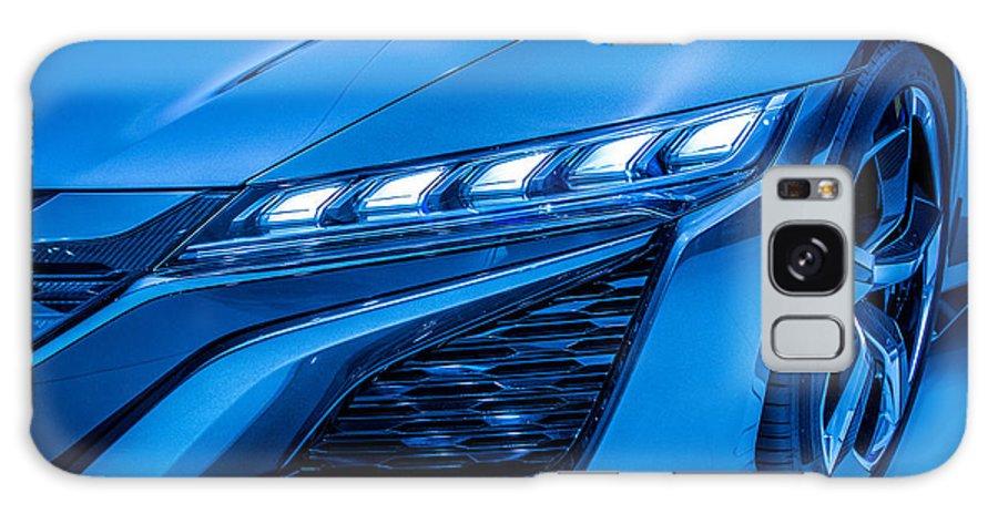 Concept Car Galaxy S8 Case featuring the photograph Hcd 14 Genesis Concept by Ronald Grogan