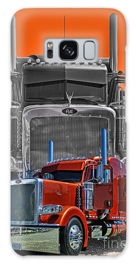 Trucks Galaxy S8 Case featuring the photograph Hdrcatr3079a-13 by Randy Harris
