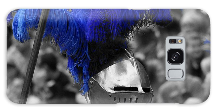 Fine Art Galaxy S8 Case featuring the photograph Helm 2 by Rodney Lee Williams