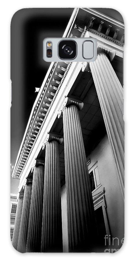 Hibernian Hall Galaxy S8 Case featuring the photograph Hibernian Hall by John Rizzuto