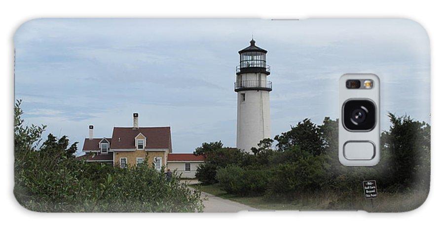 Lighthouse Galaxy S8 Case featuring the photograph Highland Light Aka Cape Cod Light by Barbara McDevitt
