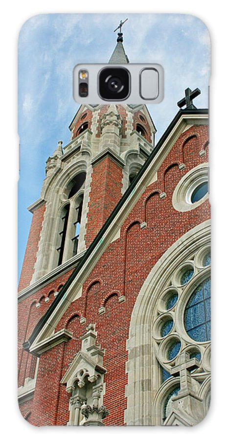 Holy Hill Galaxy S8 Case featuring the photograph Holy Hill 3 by Susan McMenamin