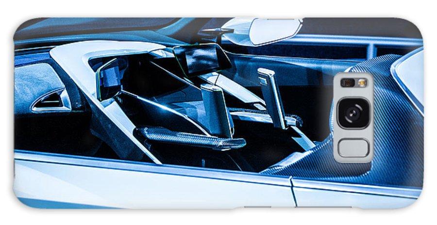 Honda Galaxy S8 Case featuring the photograph Honda Concept by Ronald Grogan