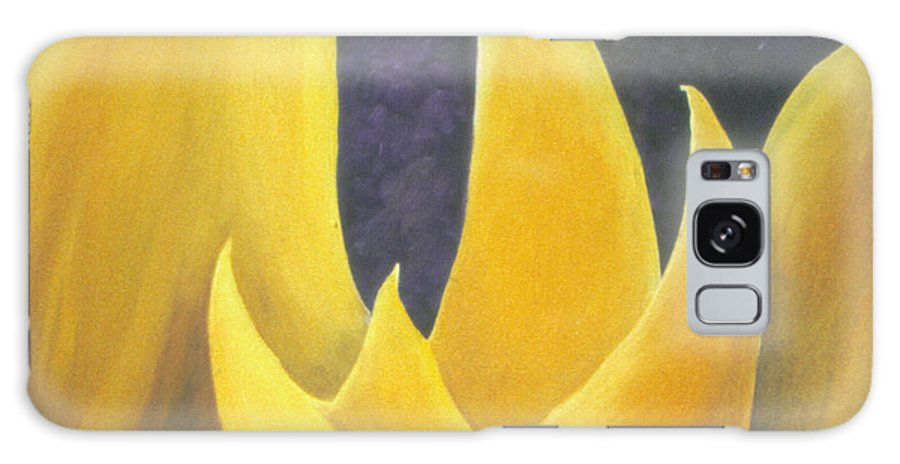 Tulips Galaxy Case featuring the painting Hope by Christina Rahm Galanis
