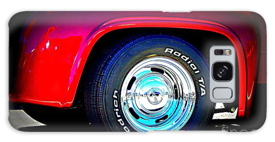 Fenders Galaxy S8 Case featuring the photograph Hot Fenders by Bobbee Rickard