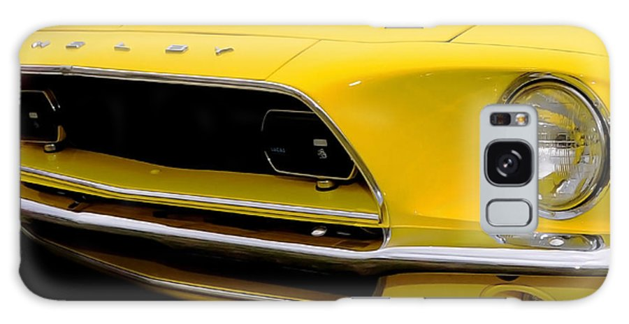 Vintage Galaxy S8 Case featuring the photograph Hot Rod 4 by Bob Stone