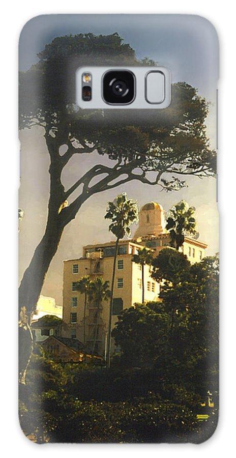 Landscape Galaxy S8 Case featuring the photograph Hotel California- La Jolla by Steve Karol