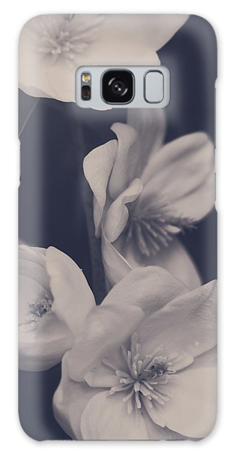 Quarryhill Botanical Garden Galaxy S8 Case featuring the photograph I Was Always Your Flower by Laurie Search