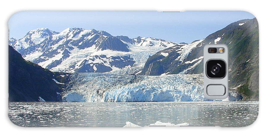 Alaska Galaxy S8 Case featuring the photograph Iceburg by Lew Davis