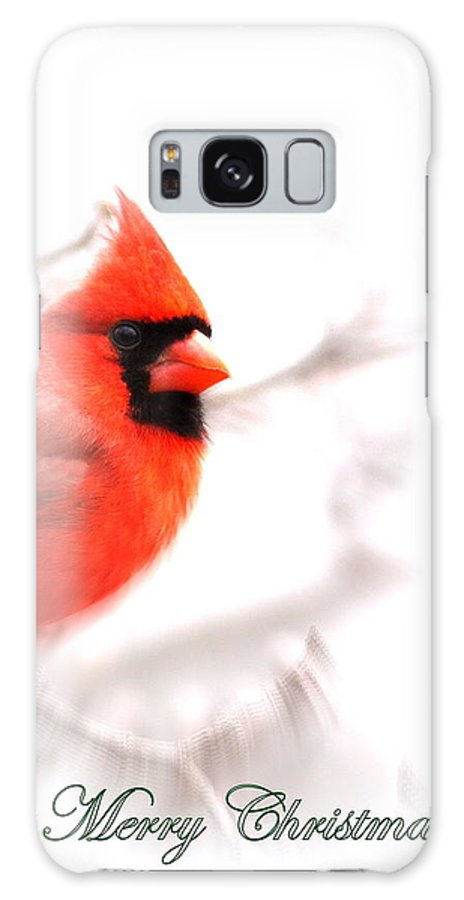 Cardinal Galaxy S8 Case featuring the photograph Img 2559-19 by Travis Truelove