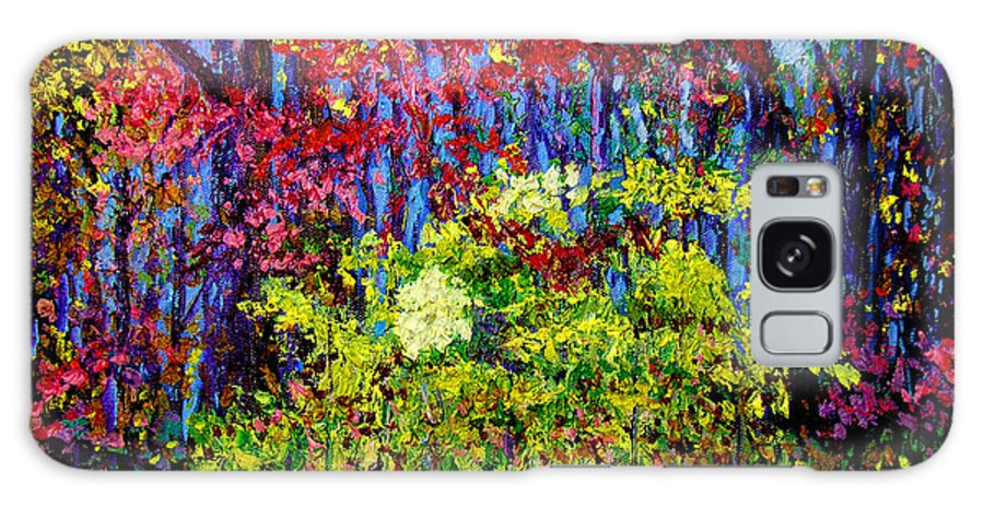 Impressionism Galaxy Case featuring the painting Impressionism 1 by Stan Hamilton