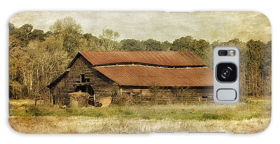 Barn Galaxy S8 Case featuring the photograph In The Country by Kim Hojnacki