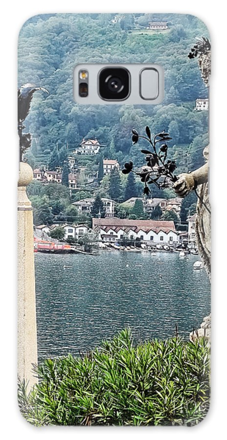 Travel Galaxy S8 Case featuring the photograph Isola Bella Beauty by Elvis Vaughn