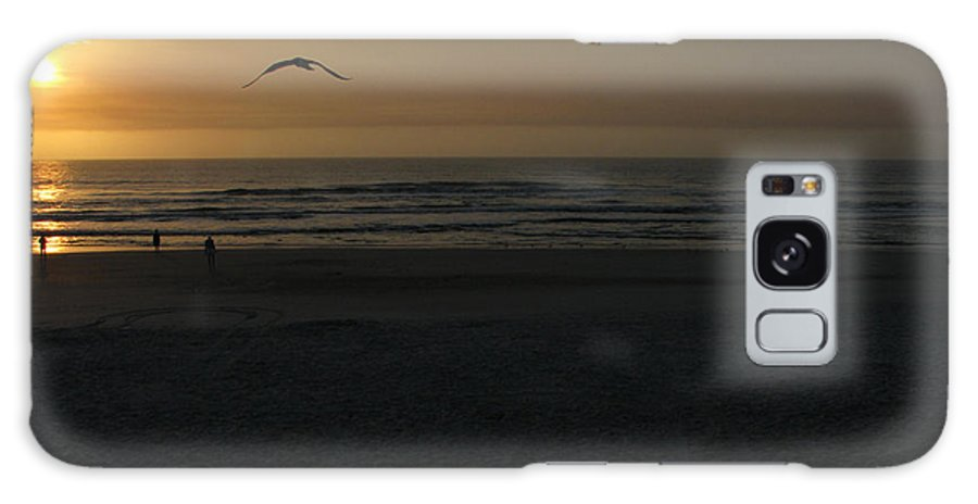 Florida Sunrise Galaxy Case featuring the photograph It Starts by Greg Patzer