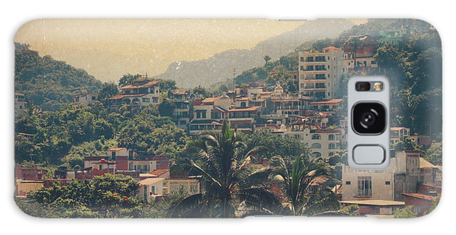 Puerto Vallarta Galaxy S8 Case featuring the photograph It Was Years Ago by Laurie Search