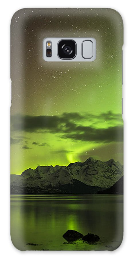 Aurora Galaxy S8 Case featuring the photograph It's A Wrap by Ted Raynor
