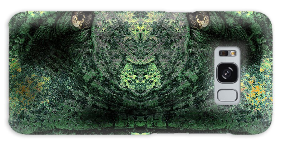 Faces Of Trees Galaxy S8 Case featuring the photograph Jabba Green by Oliver Norden