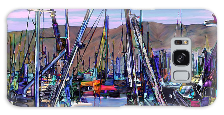 Harbors Galaxy S8 Case featuring the photograph Jammin At Twilight by Kurt Van Wagner