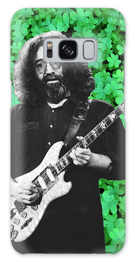 Jerry Garcia Galaxy S8 Case featuring the photograph Jerry Clover 4 by Ben Upham