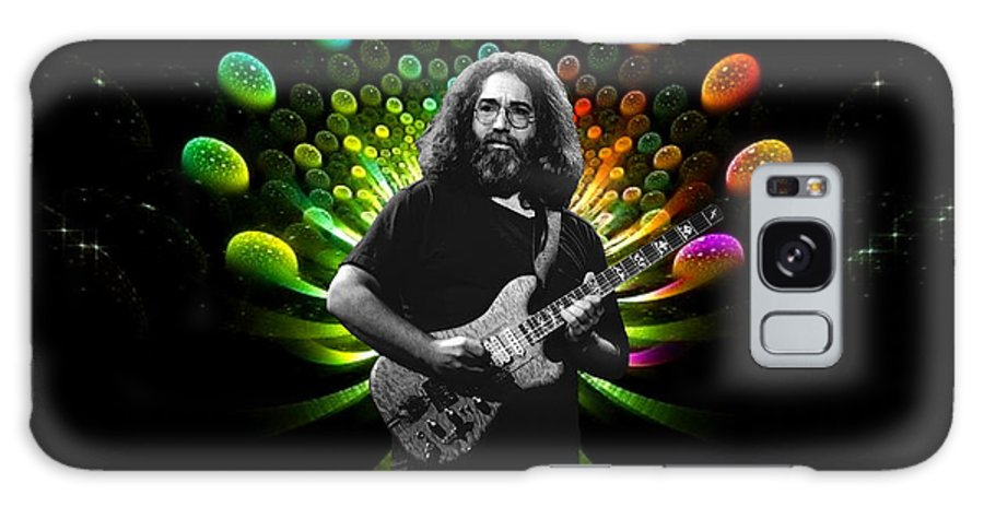 Jerry Garcia Galaxy S8 Case featuring the photograph Jerry Spacepods 1 by Ben Upham