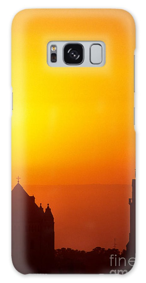 Israel Galaxy S8 Case featuring the photograph Jerusalem Sunrise by Thomas R Fletcher