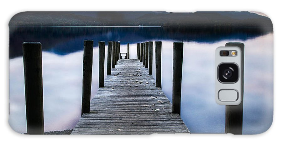Galaxy S8 Case featuring the photograph Jetty by Tomas Urban