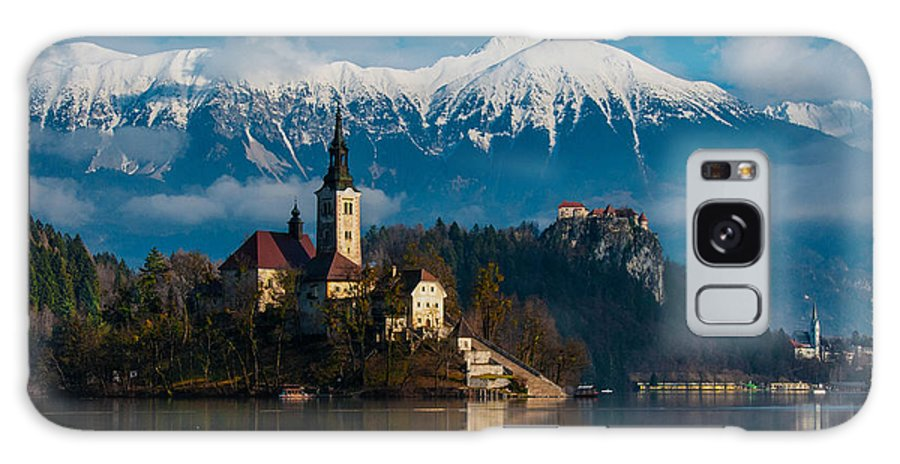 Slovenia Galaxy S8 Case featuring the photograph Julian Slovenia by Jim Southwell