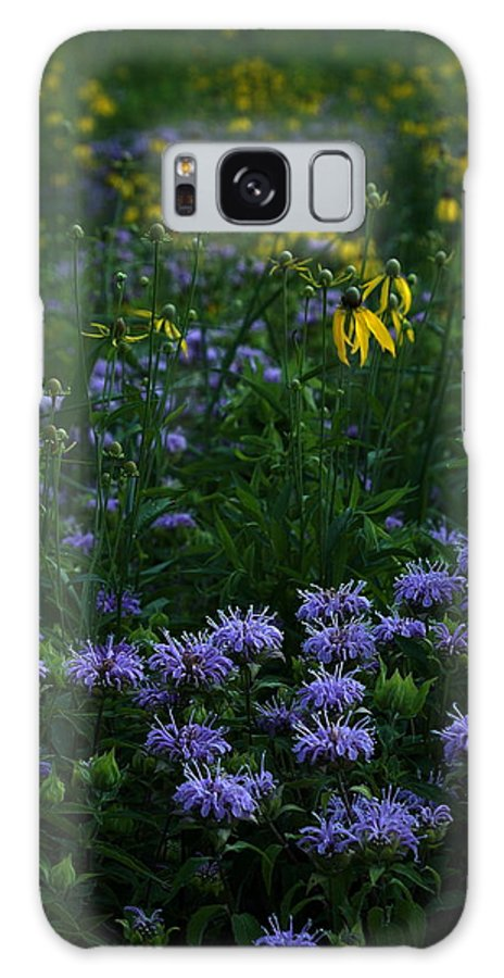 Tiwago Galaxy S8 Case featuring the photograph July Prairie by Photography by Tiwago