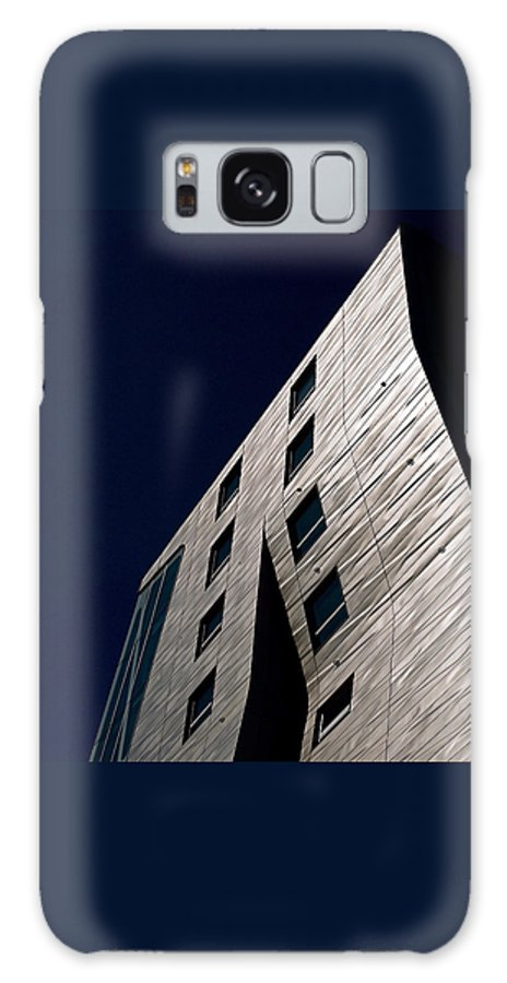 New York City Galaxy S8 Case featuring the photograph Just A Facade by Rona Black