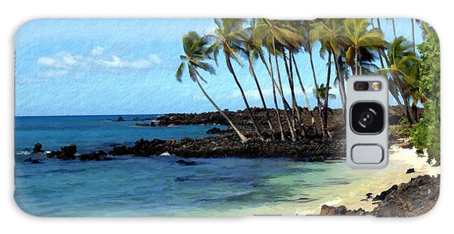 Hawaii Galaxy S8 Case featuring the photograph Kekaha Kai II by Kurt Van Wagner
