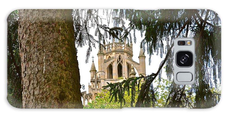 Church Galaxy S8 Case featuring the photograph Kirk In The Hills by Sara Dermody