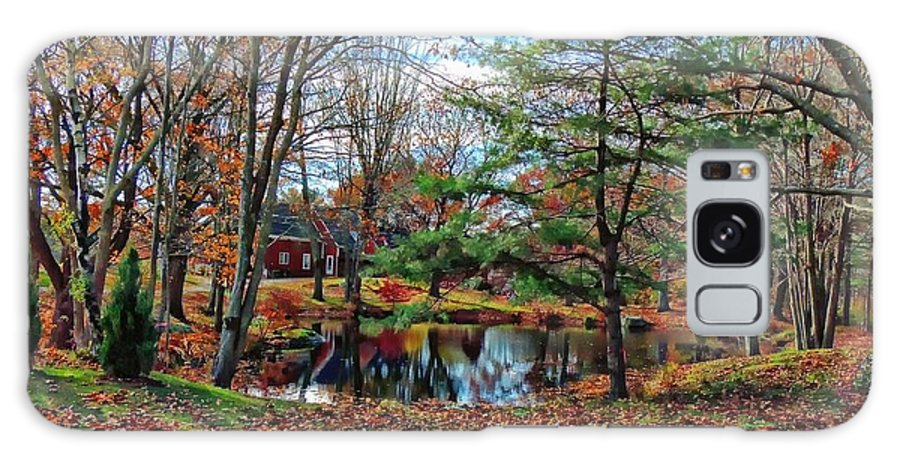 Landscape Galaxy S8 Case featuring the photograph Kittery Maine by Marcia Lee Jones