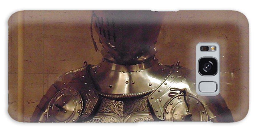 Knight In Shining Armor Galaxy S8 Case featuring the photograph Knight In Shining Armor by Dotti Hannum