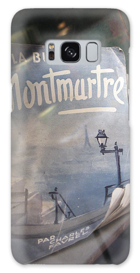 La Butte Montmartre Galaxy S8 Case featuring the painting La Butte by Gregory Whiting