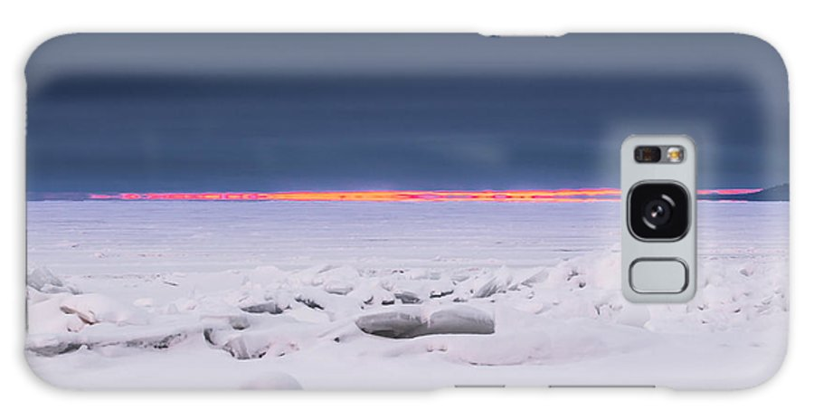 Aboriginal Galaxy S8 Case featuring the photograph La Fata Morgana by Jakub Sisak