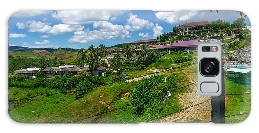 Travel Galaxy S8 Case featuring the photograph La Vista Highlands by Lik Batonboot