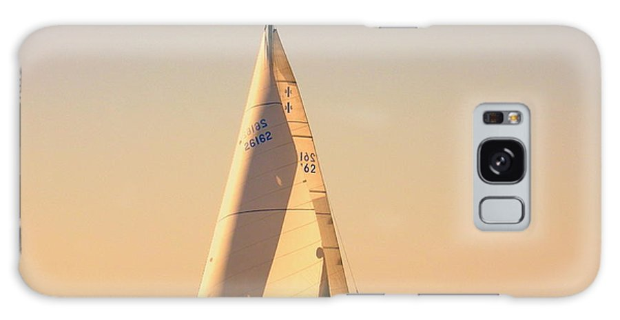 Sail Galaxy S8 Case featuring the photograph Lake Murray Sc Sailing by Lisa Wooten